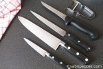 Les 5 couteaux indispensables pour débuter en cuisine