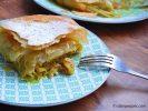 Pastilla de poulet aux amandes