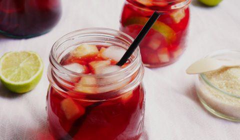 Bissap à l'ananas ; une boisson savoureuse et facile à faire