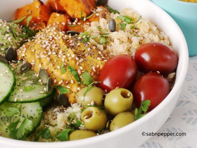 Vegan buddha bowl : aussi sain que gourmand !