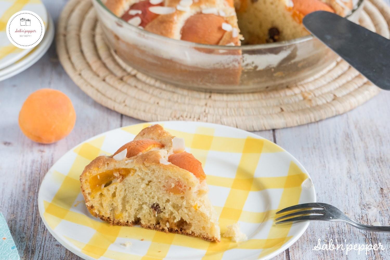 Gâteau au yaourt abricot et amande : une recette facile et rapide