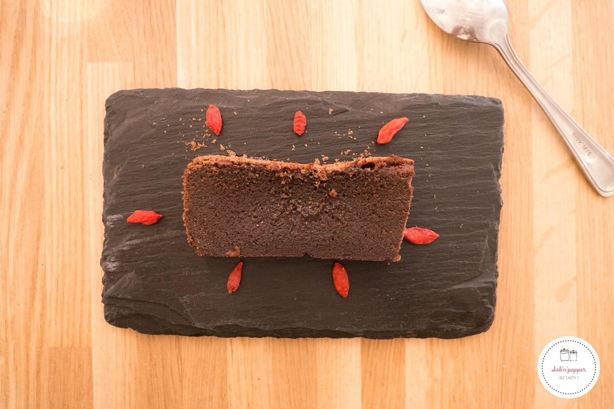 Le dessert du brunch à l'êtreAnge : un moelleux chocolat des plus délicieux