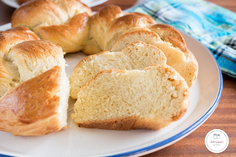 pain au beurre : une recette de brioche rapide et facile
