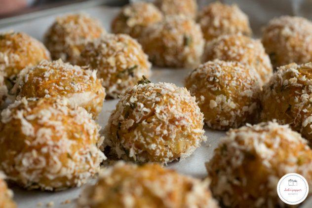 Boulettes de légumes : une recette facile et savoureuse #veggieballs
