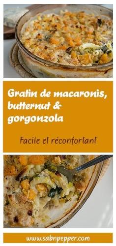 Un gratin de macaronis simple et savoureux #recette #recettefacile #macaronis