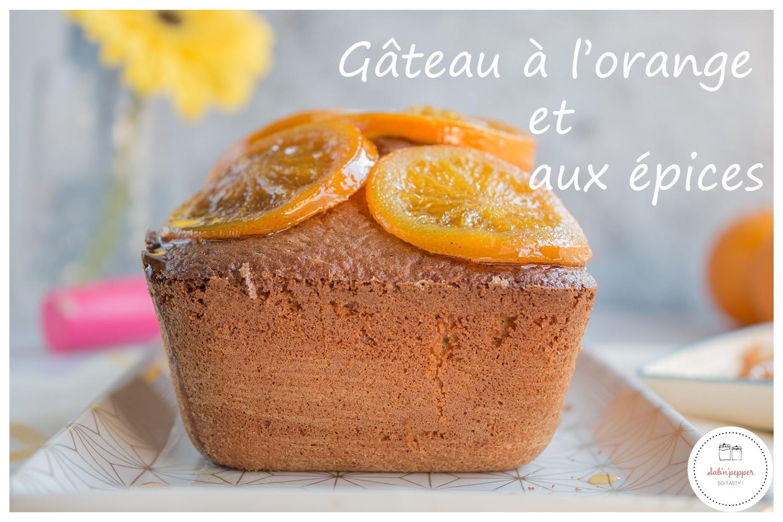 Gâteau à l'orange moelleux : une recette facile qui impressionnera tes convives