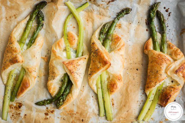 Une recette facile et savoureuse pour participer au Lundi Vert ! #lundivert #recettelundivert #recetteaspergesvertes #recettefacile