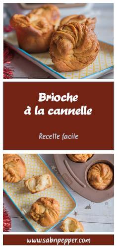 Brioche à la cannelle maison : une recette facile #recette #kanelbullar #brioche #briochemaison #cannelle