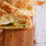 tresse feuilletée courgettes chèvre : une recette familiale facile et savoureuse #cuisine #tresse #patefeuilletée