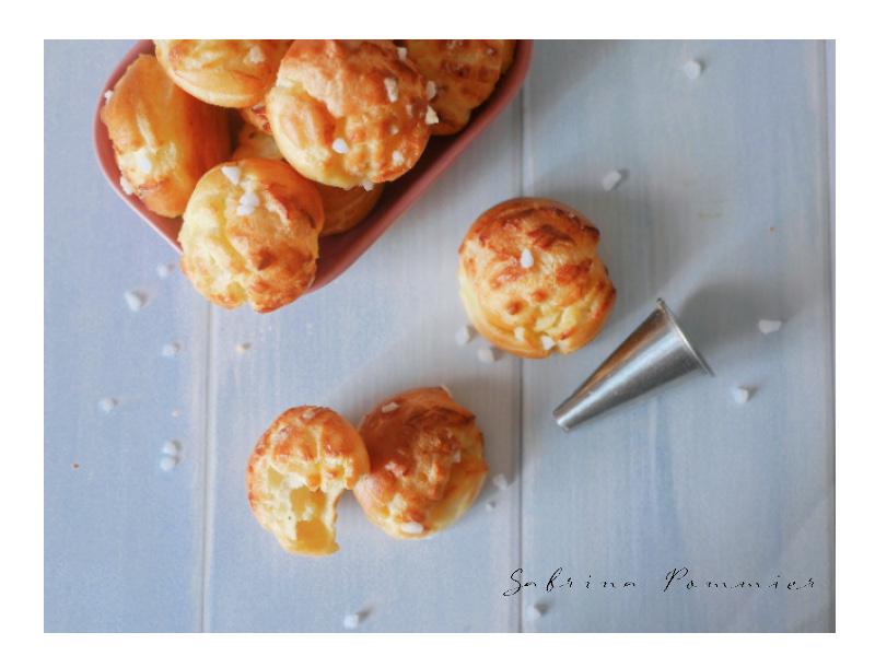 Chouquettes faciles : comme chez le boulanger !