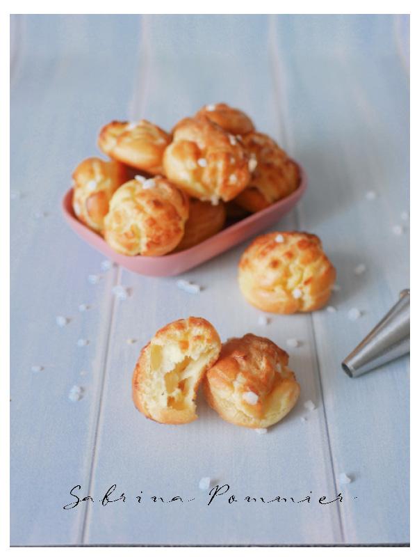 Chouquettes faciles et moelleuses : une recette facile #recette #recettefacile #chouquettes