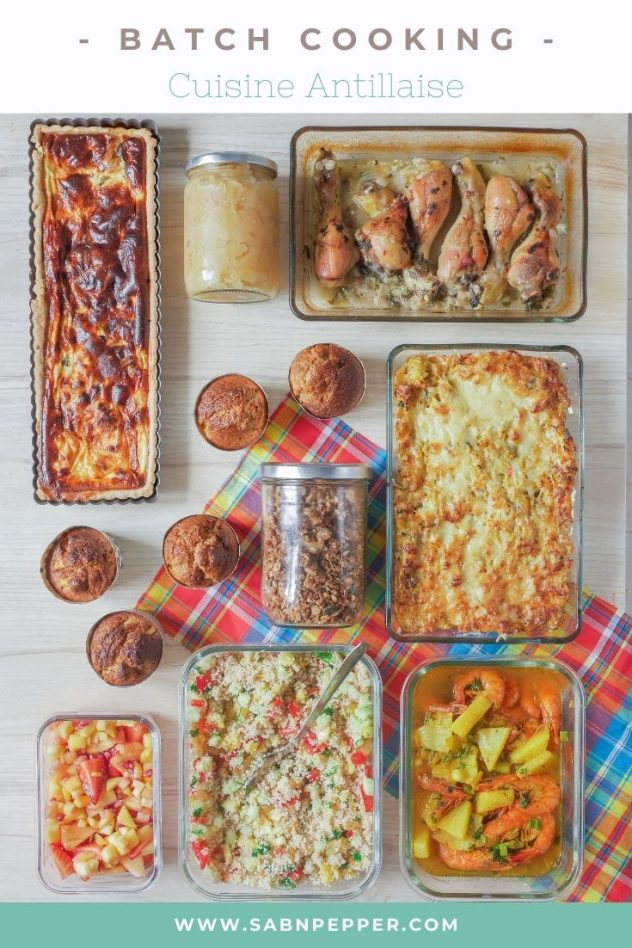 Colombo de crevettes et cuisine antillaise : le combo magique