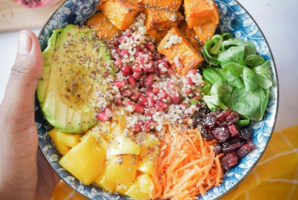 Batch cooking healthy : comment le batch cooking peut s'intégrer dans tonrééquilibrage alimentaire #bowl #batchcooking #mealpreap