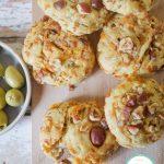 Cookies aux peaux de carottes